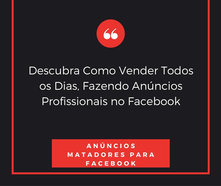 Amf- anúncios matadores para facebook