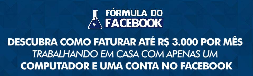 Fórmula do facebook