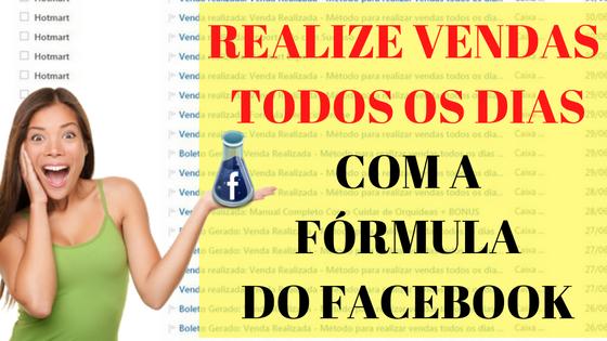 Curso Fórmula do facebook